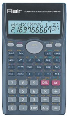 Buy Flair FC- 996MS Scientific: Calculator