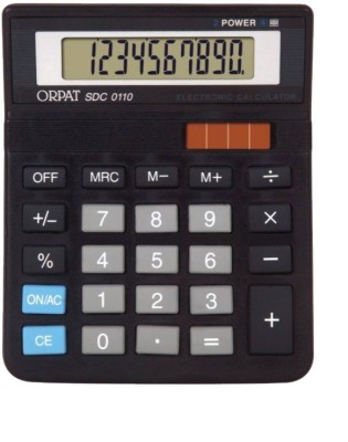 Buy Orpat SDC0110 Basic: Calculator