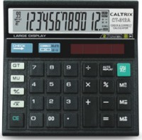 Caltrix CT-512A Basic: Calculator