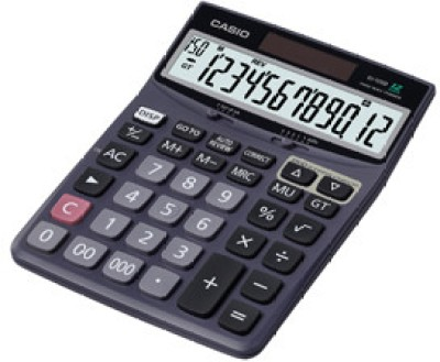 Buy Casio DJ-120D Basic: Calculator