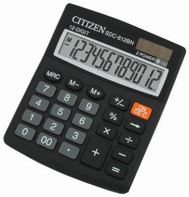 Buy Citizen SDC-812 BN Basic: Calculator