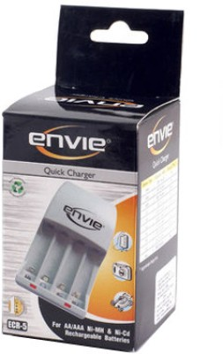Buy Envie Quick ECR-5 Battery Charger: Camera Battery Charger