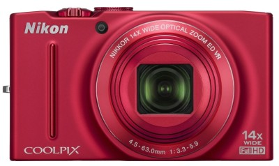 Buy Nikon Coolpix S8200 Point & Shoot: Camera