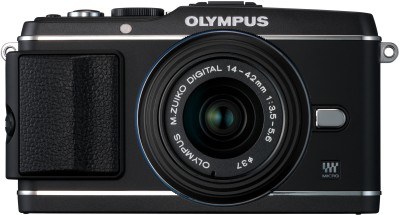 Buy Olympus PEN E-P3 Mirrorless: Camera
