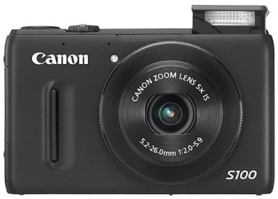 Buy Canon PowerShot S100 Point & Shoot: Camera