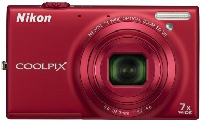 Buy Nikon Coolpix S6150 Point & Shoot: Camera