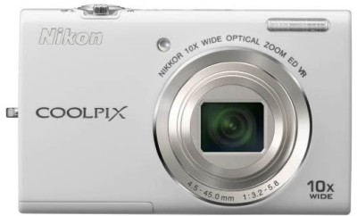Buy Nikon S6200 Point & Shoot: Camera