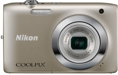 Buy Nikon Coolpix S2600 Point & Shoot: Camera