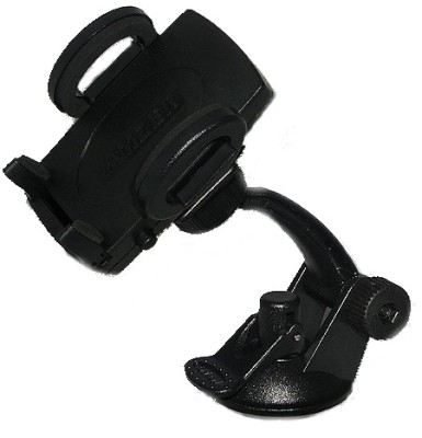 Buy Amzer 83815 Universal Suction Cup Mount for Windshield, Dash or Console: Car Cradle