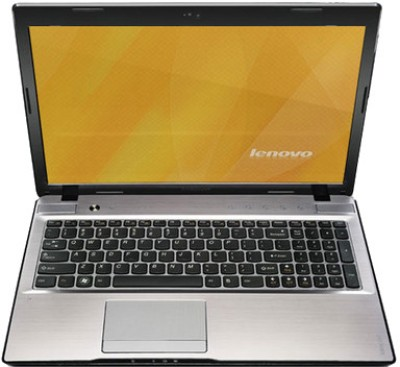 Buy Lenovo Ideapad Z570 (59-304231) Laptop (2nd Gen Ci3/ 4GB/ 750GB/ DOS/ 1GB Graph): Computer