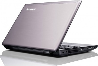 Buy Lenovo Ideapad Z570 (59-304317) Laptop (2nd Gen Ci5/ 4GB/ 750GB/ DOS): Computer