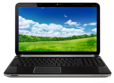 Buy HP Pavilion DV6-6155TX Laptop (2nd Gen Ci5/ 4GB/ 750GB/ Win7 HB/ 1GB Graph): Computer