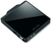 Buffalo MediaStation 8x Portable CD/DVD Writer: External Dvd Writer