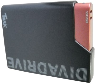 Buy Trek Divadrive External Hard Disk: External Hard Drive