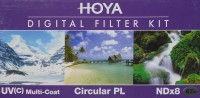 Hoya Digital Filter kit 67 mm Filter: Filter