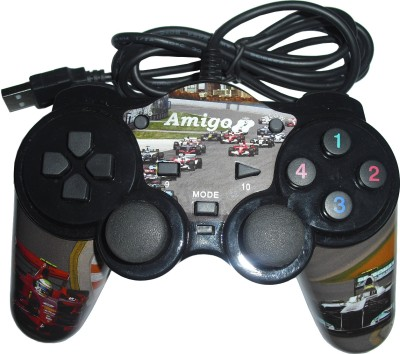 Buy Amigo Gamepad (Dual Shock)- Formula-1 Racing Edition: Gamepad
