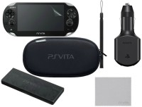 PS Vita Travel Kit: Gaming Accessory Kit