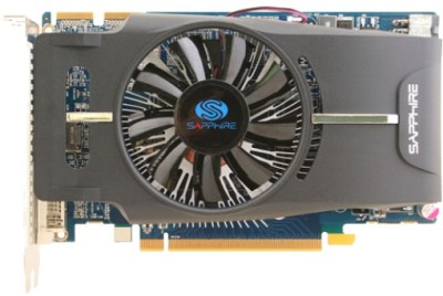 Buy Sapphire AMD/ATI Radeon HD 6770 1 GB GDDR5 Graphics Card: Graphics Card