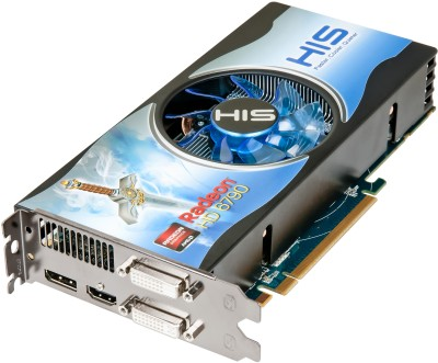 Buy HIS AMD/ATI Radeon HD 6790 GPU 1 GB GDDR5 Graphics Card: Graphics Card