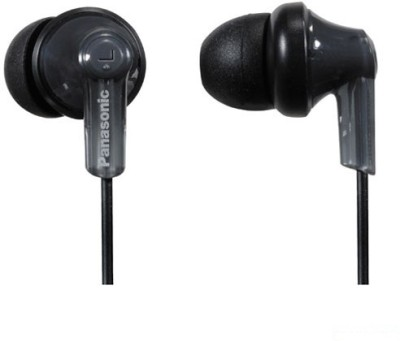 Buy Panasonic RP-HJE120E-K In-the-ear Headphone: Headphone