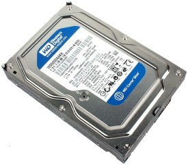 Buy WD Caviar Blue 500 GB Desktop Internal Hard Drive (WD5000AAKX): Internal Hard Drive