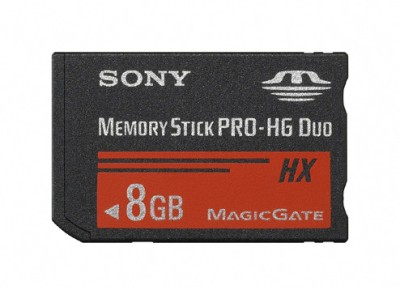 Buy Sony PRO-HG Duo HX MS-HX8B (8 GB) Memory Card: Memory Card