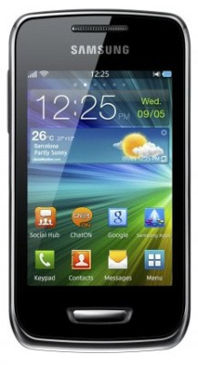 Buy Samsung Wave Y S5380: Mobile