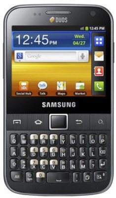 Buy Samsung Galaxy Y Pro Duos B5512: Mobile