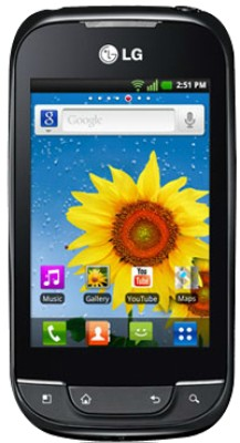 Buy LG Optimus NET P690: Mobile