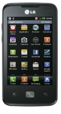 Buy LG Optimus Hub E510: Mobile