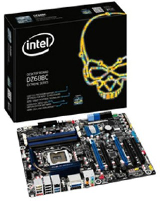 Buy Intel DZ68BC Motherboard: Motherboard