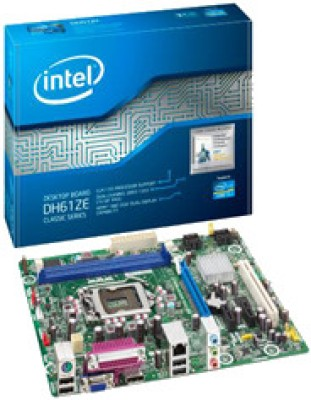 Buy Intel DH61ZE Motherboard: Motherboard