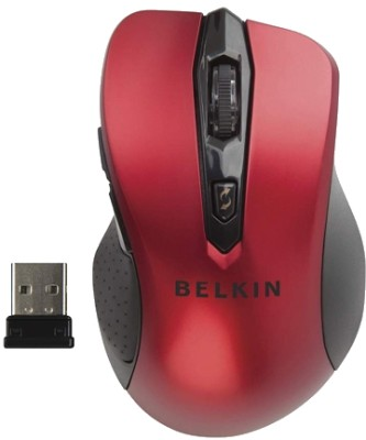 Buy Belkin M450 Ultimate Wireless Mouse: Mouse