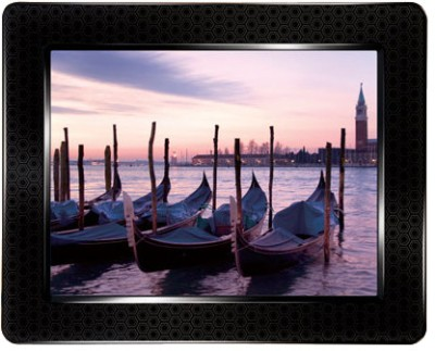 Buy Transcend PF830 (4 GB) Digital Photo Frame: Photo Frame