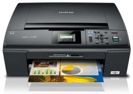Buy Brother - DCP J125 Multifunction Inkjet Printer: Printer