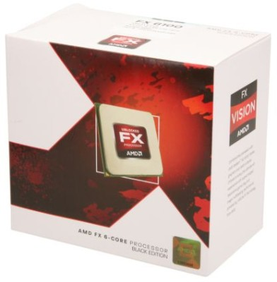 Buy AMD 3.3 GHz AM3+ FX6100 Processor: Processor