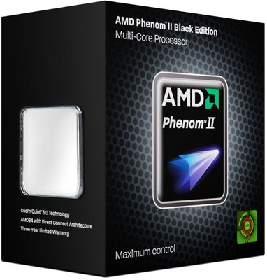 Buy AMD 3.5 GHz AM3 Phenom II 970 Processor: Processor