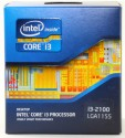 Intel 3.1 GHz LGA 1155 Core i3-2100 Processor: Processor