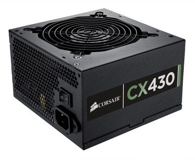Buy Corsair CMPSU-430CXV2UK 430 Watts PSU: PSU