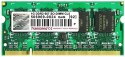 Transcend DDR2-667/PC2-5300 DDR2 1 GB Laptop RAM (JM667QSU-1G): RAM