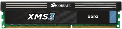 Buy Corsair XMS3 DDR3 4 GB (1 x 4 GB) PC RAM (CMX4GX3M1A1600C9): RAM