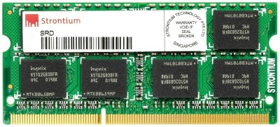 Buy Strontium DDR3 2 GB Laptop RAM (SRT2G88S1-H9H/SRT2G86S1-H9H): RAM