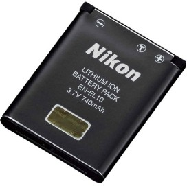 Buy Nikon EN-EL10 Rechargeable Li-ion Battery: Rechargeable Battery