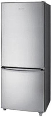 Buy Panasonic NR-BU303MS2N Double Door- Bottom Freezer 238 Litres Refrigerator: Refrigerator