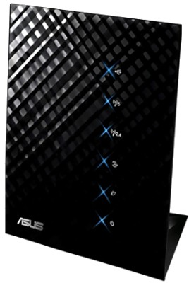 Buy Asus RT-N56U Stylish Concurrent Dual Band Wireless-N Gigabit Router: Router