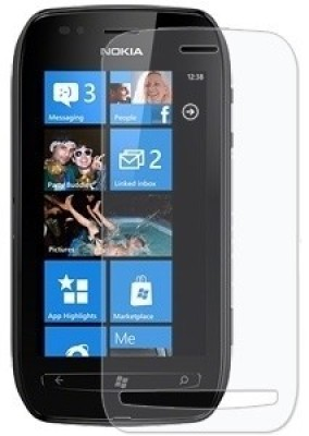 Buy Amzer 93337 Anti-Glare Screen Protector with Cleaning Cloth for Nokia Lumia 710: Screen Guard