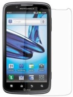 Amzer 92630 Anti-Glare Screen Protector with Cleaning Cloth for Motorola ATRIX 2 MB865: Screen Guard