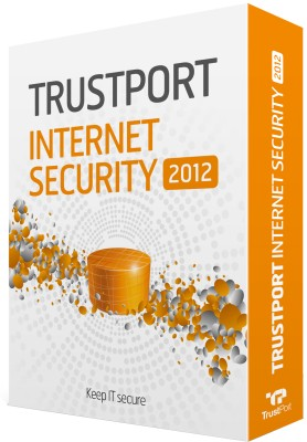 Buy Trustport Internet Security 2012 1 PC 1 Year: Security Software