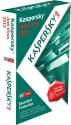 Kaspersky Anti-Virus 2012 1 PC 1 Year: Security Software