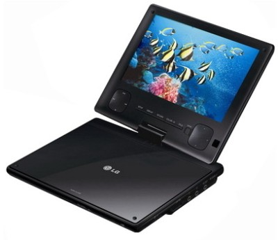 Buy LG DP561B-P 7 inch inch Portable DVD Player: Video Player